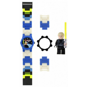 LEGO Star Wars - Luke Skywalker karóra 9002892