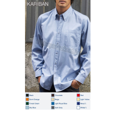 KARIBAN K546 Nevada II hosszúujjú ing