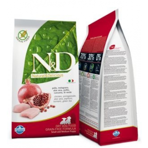N&D Puppy Small & Medium Chicken & Pomegranate 7 kg