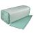 Zöld V hajtogatott kéztörlő 20x25cm, 250 lap/csomag