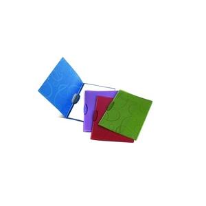 Forpus Gyorsfűző clip forpus barocco a/4 piros