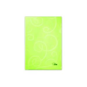 Forpus Genotherm forpus barocco a/4 színes lime