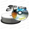MediaRange DVD-R 8X Silver Printable Cake (25) /MR415/