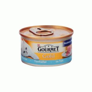 Gourmet gold macskakonzerv 85 g tonhal