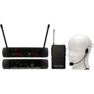 VOICEKRAFT VOICE KRAFT PGX4 UHF fejmikrofon szett, fekete