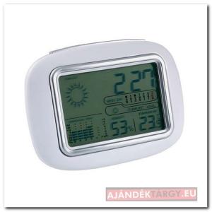 Calor időjárásállomás és óra