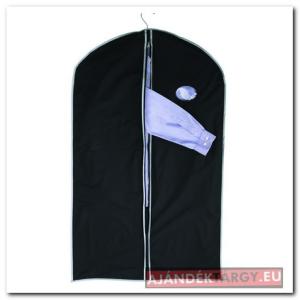 Öltönytartó zsák, fekete