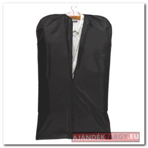 Suit összehajtható öltönyzsák cipzárral, fekete