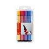 STABILO Pen 68 rostirón, 1mm, 20 db-os készlet