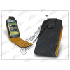 Sligo bőrtok - Samsung i9000 Galaxy-S - fekete