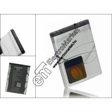 Nokia 3220/5140/6020/N80 gyári akkumulátor - Li-Ion 890 mAh - BL-5B (csomagolás nélküli) mobiltelefon akkumulátor