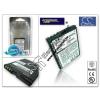 Nokia N95 8GB/N78 akkumulátor - Li-Ion 100 mAh - (BL-6F utángyártott) - PRÉMIUM