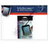 Telenor One Touch képernyővédő fólia - 2 db/csomag (Crystal/Antireflex) mobiltelefon kellék