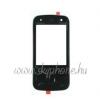 N86 előlap felső billentyűzet panellel és billentyűzettel fekete