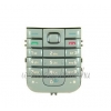 Nokia 6233 billentyűzet fehér*