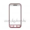 Samsung S5230 előlap rózsaszín