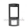 Samsung S7330 előlap fekete*