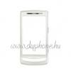 Samsung i8320 előlap ezüst*