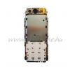 Ericsson W890 lcd keret alkatrészekkel ezüst (swap)