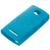 Nokia CC-1006 gyári szilikon tok fehér (5250)*