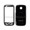 Samsung i5510 előlap és akkufedél fekete*