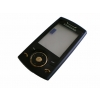 Samsung U600 előlap navigációs panellel króm