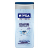 Nivea For Men Pure Impact Tusfürdő Sampon 250 ml férfi