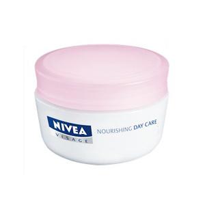 Nivea Visage (Sensitive) Hidratáló nappali krém 50 ml női