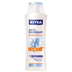 Nivea Anti Dandruff Pure Repair Korpásodás elleni sampon 250 ml női