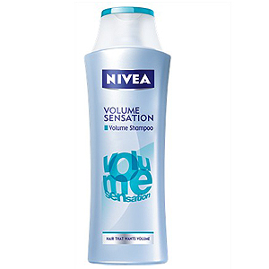 Nivea Volume Sensation Dúsító sampon 250 ml női