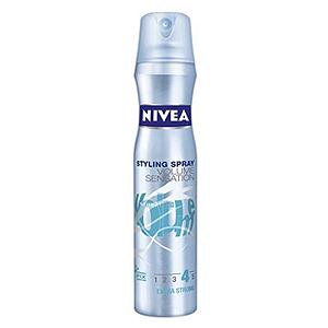 Nivea Volume Sensation Dúsító hajlakk 250 ml női