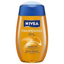 Nivea Pampering Oil Krémtusfürdő 250 ml női tusfürdők