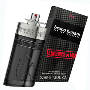 Bruno Banani Dangerous Man EDT 75 ml