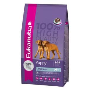 Eukanuba Puppy Large Breed 15 kg