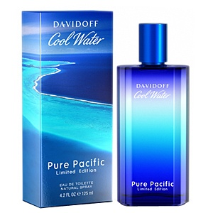 Davidoff Cool Water Pure Pacific EDT 125 ml