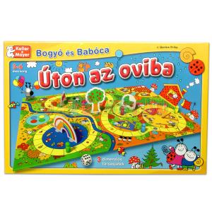Keller & Mayer Bogyó és Babóca - Úton az oviba
