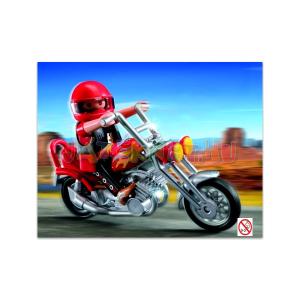 Playmobil Chopper motor 5113
