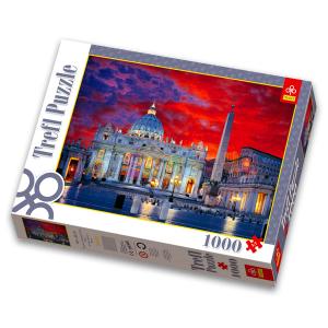Trefl Szent Péter bazilika, Róma 1000 db-os puzzle
