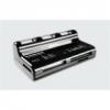 Modecom Wave - Kártyaolvasó (USB; Hot-Swap; 3USB port; M2, SMC, xD, SD(HC), MicroSD, MiniSD, MMC, MS; fekete)