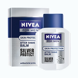 Nivea For Men Silver Protect After shave balzsam 100 ml