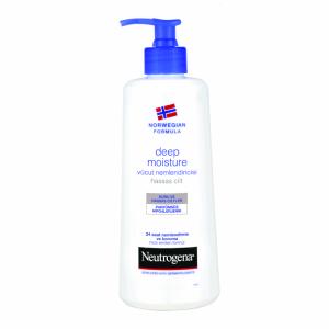 Neutrogena testápoló száraz bőrre 250ml