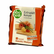 Abonett Extrudált Kenyér Búzacsírás 100g reform élelmiszer