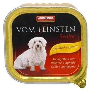 Animonda Vom Feinsten Senior Baromfi Bárány 150g