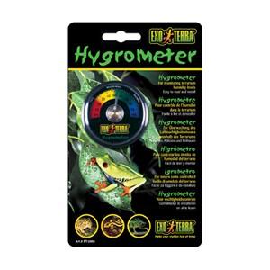 Exo-Terra hygrometer - páratartalom mér