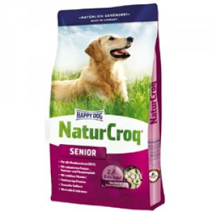 Happy Dog Natur-Croq Senior (4 kg)