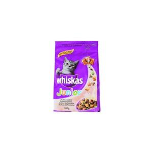 Whiskas Junior száraz macskaeledel 300 g csirkehússal töltött
