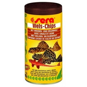 Sera Wels - Chips 500 ml
