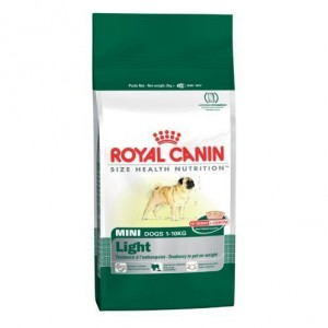 Royal Canin MINI LIGHT kutyatáp 2 kg