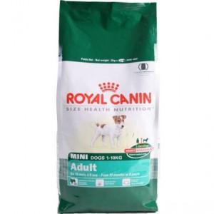 Royal Canin MINI ADULT kutyatáp 8 kg