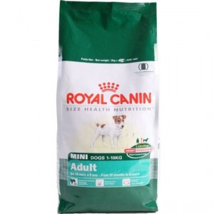 Royal Canin MINI ADULT kutyatáp 2 kg